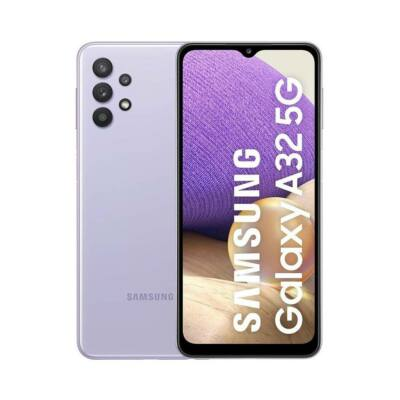 Samsung Galaxy A32 5G A326B 64 GB Dual Sim lila