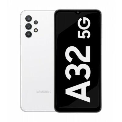 Samsung Galaxy A32 5G A326B 128 GB Dual Sim fehér
