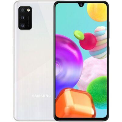 Samsung Galaxy A41 64 GB A415 Dual Sim fehér