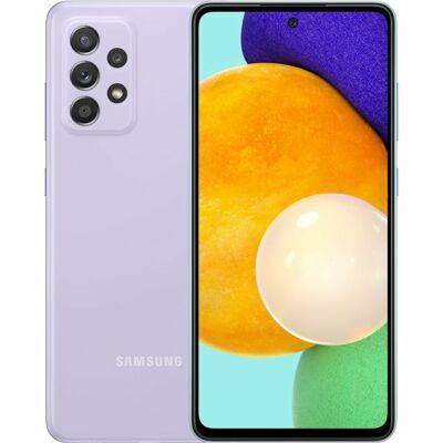 Samsung Galaxy A52 A526F 5G 128 GB lila