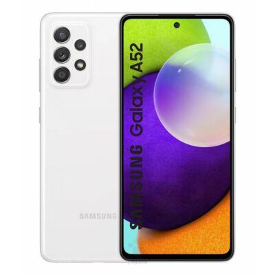 Samsung Galaxy A52 A526F 5G 128 GB fehér