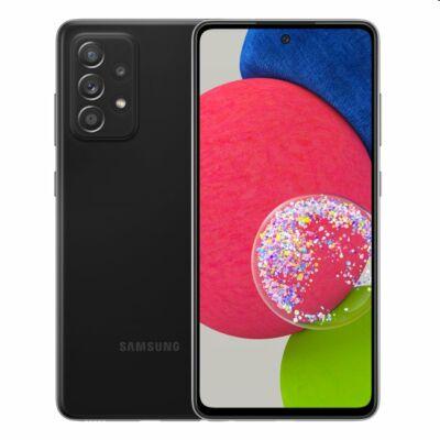 Samsung Galaxy A52s A528B 5G 128 GB Dual Sim fekete