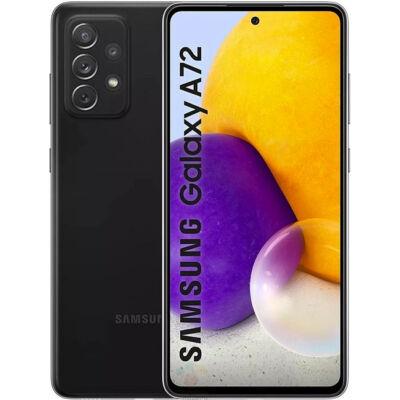 Samsung Galaxy A72 A725F 128 GB Dual Sim fekete