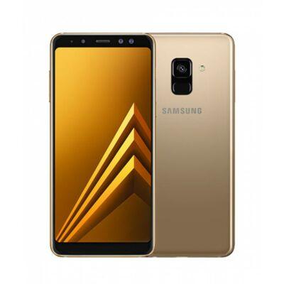 Samsung Galaxy A8 (2018) Dual Sim arany