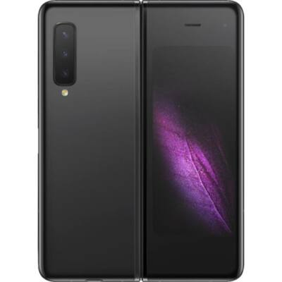 Samsung Galaxy Fold 5G 512GB F907B Dual Sim fekete