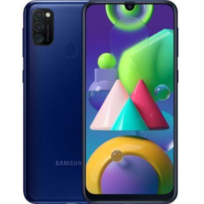 Samsung Galaxy M21 M215 64 GB Dual Sim kék