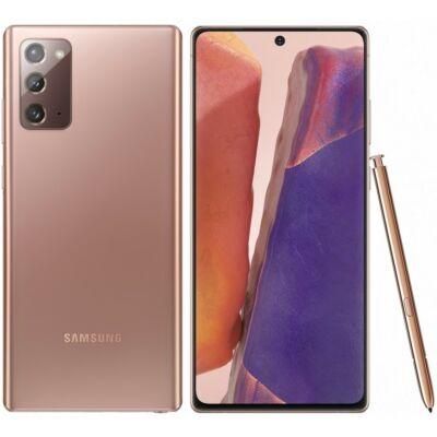 Samsung Galaxy Note 20 N980 256 GB Dual Sim bronz