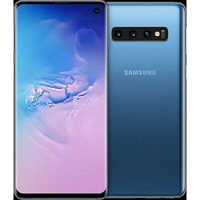 Samsung Galaxy S10 G973F 128 GB Dual Sim kék