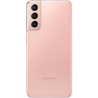 Samsung Galaxy S21 G991 5G 8/256 GB Dual Sim rózsaszín