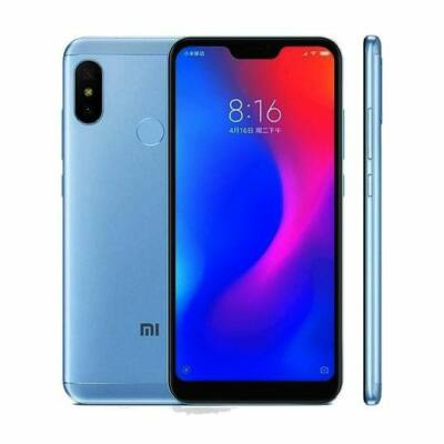 Xiaomi MI A2 Lite 3/32 Dual Sim kék
