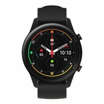 Xiaomi Mi Watch fekete