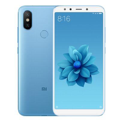 Xiaomi MI A2 4/32 Dual Sim kék