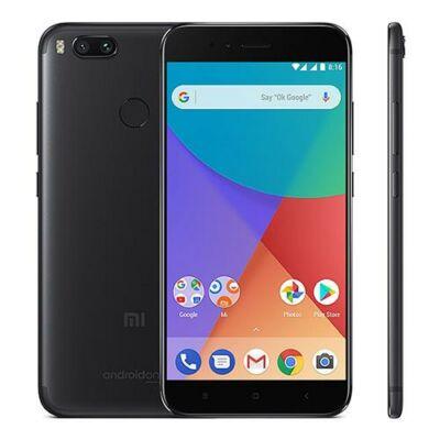 Xiaomi MI A1 4/64 Dual Sim fekete