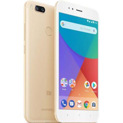 Xiaomi MI A1 4/64 Dual Sim arany