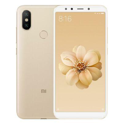 Xiaomi MI A2 4/64 Dual Sim arany