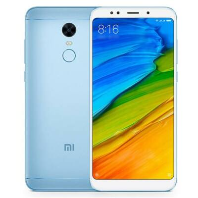 Xiaomi Redmi 5  Plus 3/32 Dual Sim kék