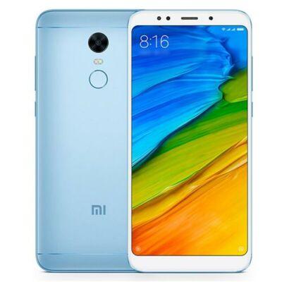 Xiaomi Redmi 5  Plus 4/64 Dual Sim kék