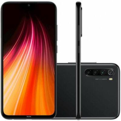 Xiaomi Redmi Note 8 4/64 Dual Sim fekete
