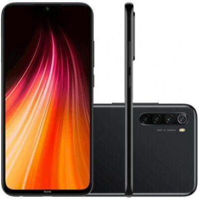 Xiaomi Redmi Note 8 3/32 Dual Sim fekete