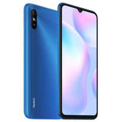 Xiaomi Redmi 9A 2/32 Dual Sim kék