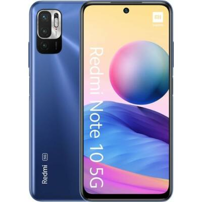 Xiaomi Redmi Note 10 5G 4/64 Dual Sim kék