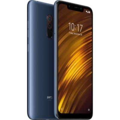 Xiaomi Pocophone F1 128 GB Dual Sim kék