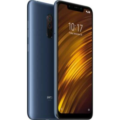 Xiaomi Pocophone F1 64 GB Dual Sim kék