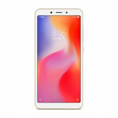 Xiaomi Redmi 6  3/32 Dual Sim arany