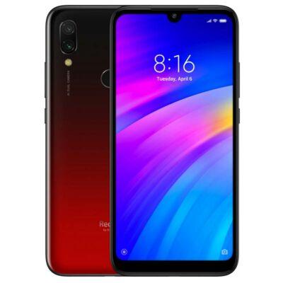 Xiaomi Redmi 7  3/64 Dual Sim lunar piros