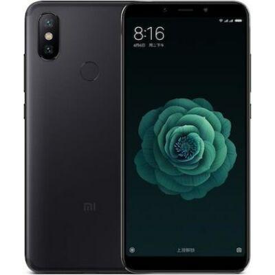 Xiaomi MI A2 4/64 Dual Sim fekete
