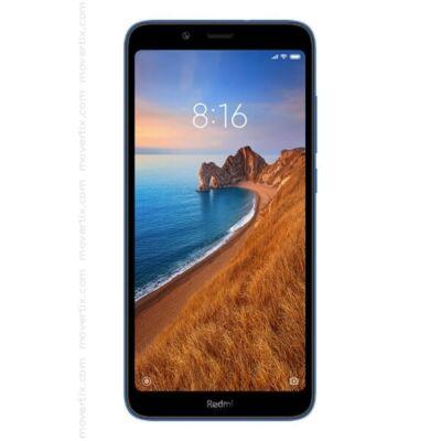 Xiaomi Redmi 7 A 2/16 Dual Sim fekete