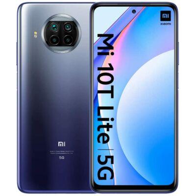 Xiaomi Mi 10T Lite 5G 6/128GB Dual Sim kék