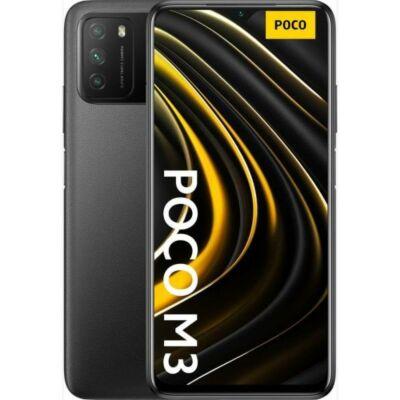 Xiaomi Poco M3 128 GB Dual Sim fekete