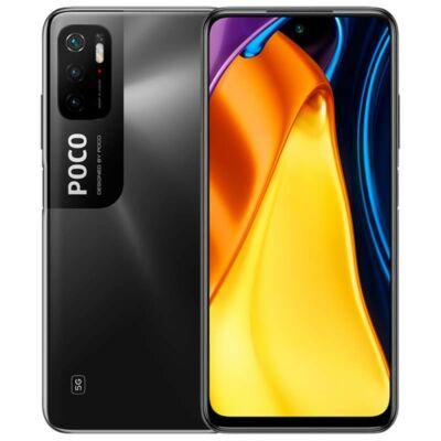 Xiaomi Poco M3 Pro 5G 4/64 GB Dual Sim fekete